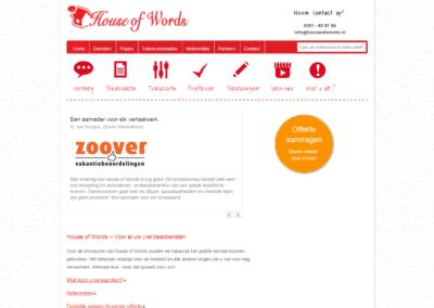 Vertaalbureau House of Words