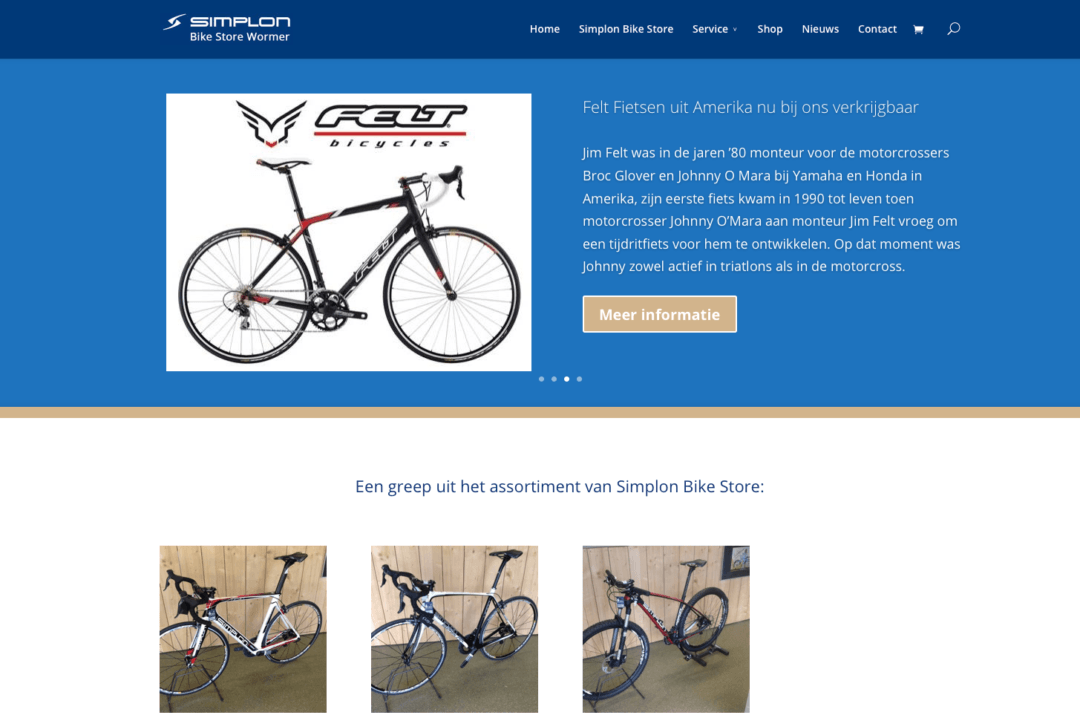 Simplon Bike Store Wormer