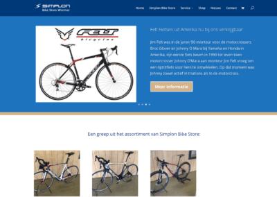 Simplon Bike Store Wormer