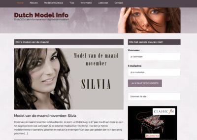 Dutch Model Info