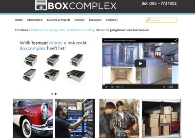 Boxcomplex