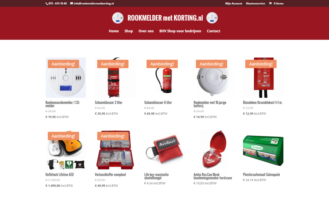 Rookmeldermetkorting.nl