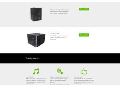 UX Pro Audio