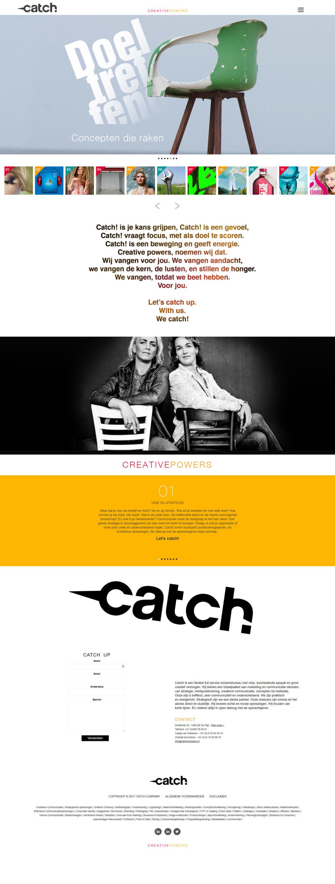 Catch Company