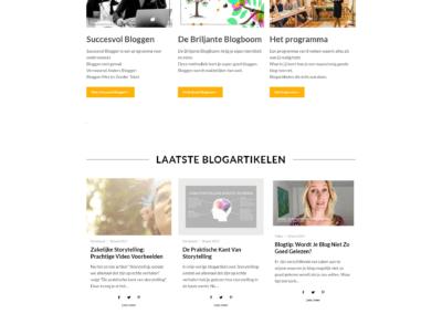 Succesvol Bloggen