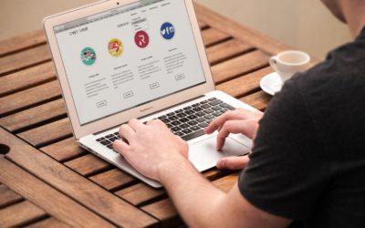 Wat is minimaal aan inhoud nodig voor de 1e versie van je website?